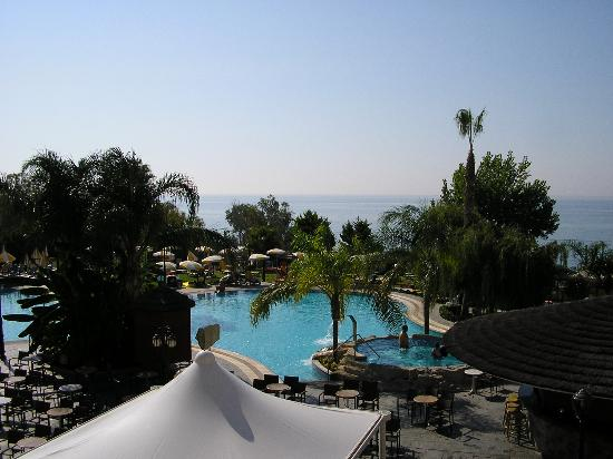 Atlantica Bay Hotel : View from terrace
