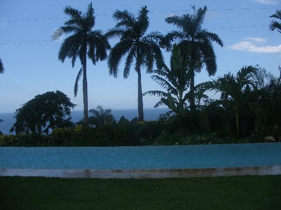 Tryall Club: View from Trinity Villa