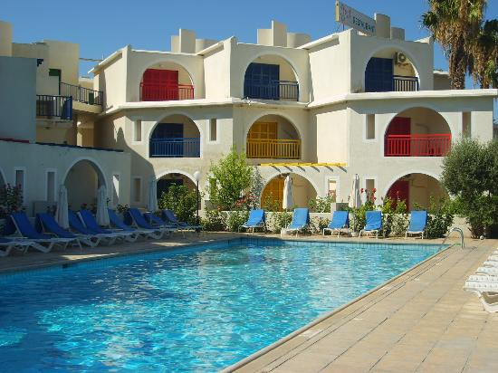 Photo of Pandream Hotel Apartments Paphos
