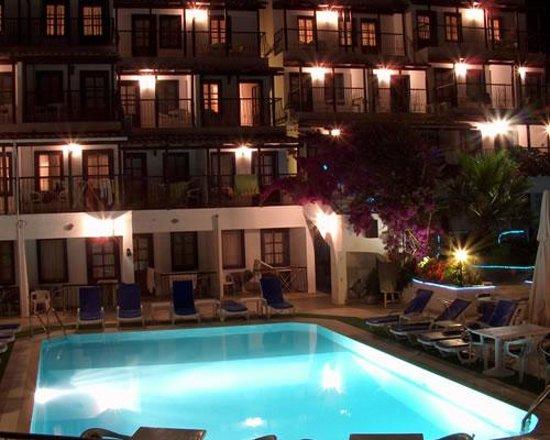 Hotel Jarra : view