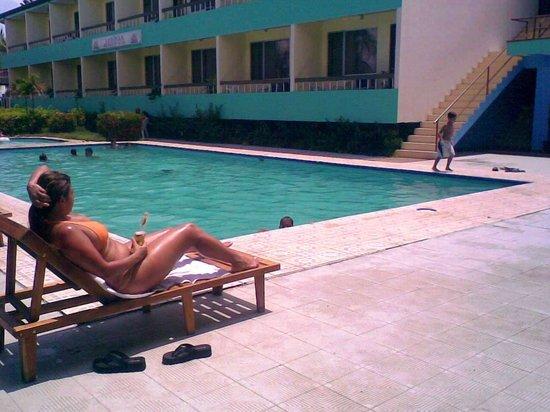 Hotel Yadran Beach Resort: buen panorama