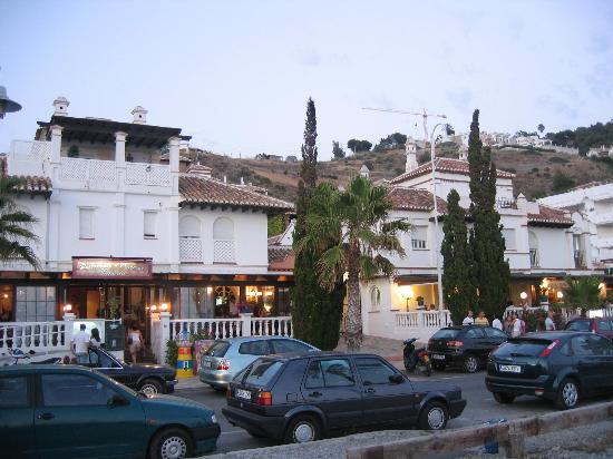 La Herradura, España: 2 great restaurants near the hotel