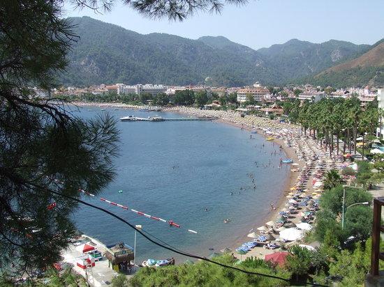 Ичмелер, Турция: icmeler bay