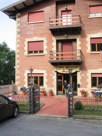 Hotel Villa Giardi