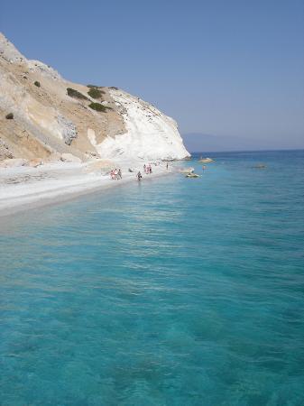 Skiathos, Grækenland: Playa de Lalaria