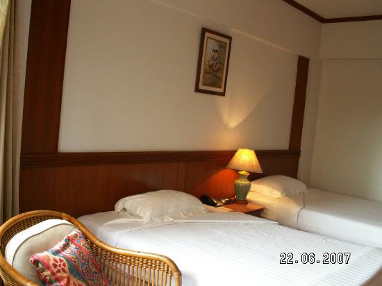 Sailom Hotel Hua Hin - Twin Beds