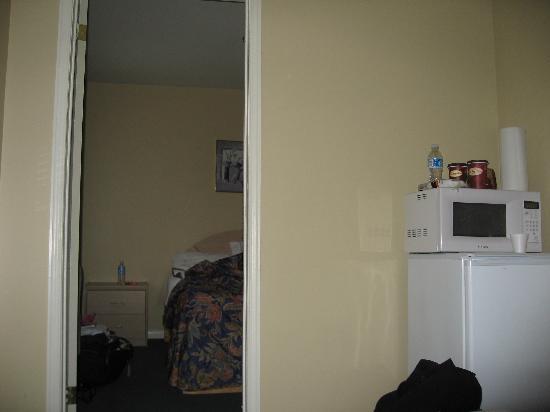Villa Nova Motel Resort: insied the room