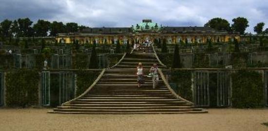 Schloss Sansoucci, Potsdam near Berlin