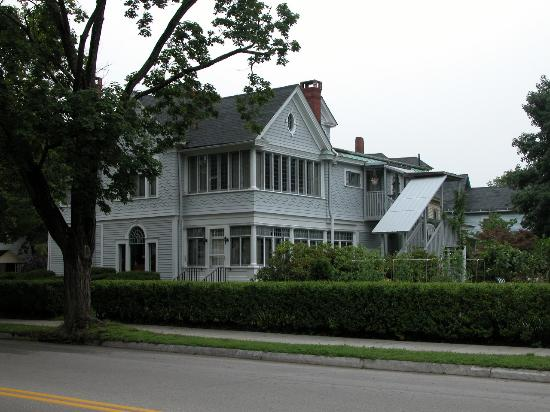 Agnes Pease House : Outside view of the B&B
