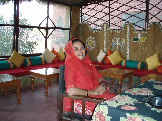 Mirvana Nature Resort and Camp: a good friend in the hotel