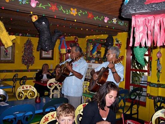 La Pinata Mexican Restaurant San Diego Ca