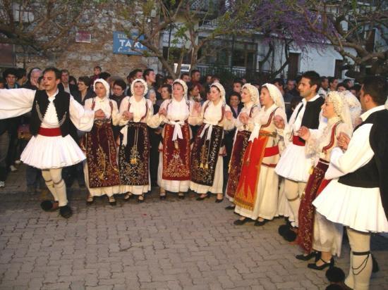 Villa Filoxenia: Arahova Saint George Day Festival