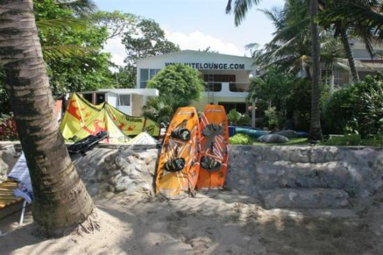Kite Beach Hotel: The Kite Lounge