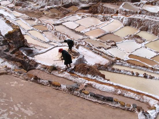 Salt Pans Maras