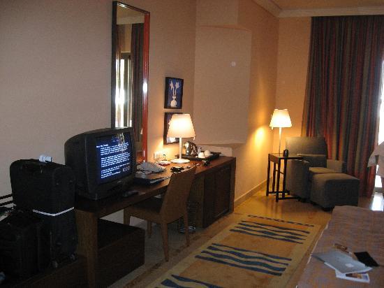 Kempinski Hotel Ishtar Dead Sea: My Room