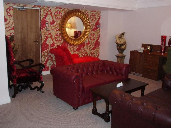 Clontarf Castle Hotel Royal Suite Living Room Picture Of Clontarf Castle Hotel Dublin
