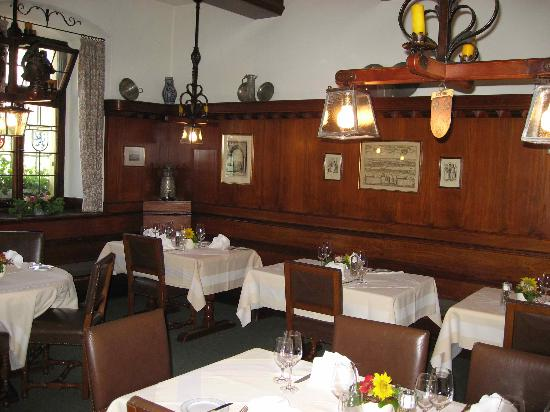 Romantik Hotel Zehntkeller: Restaurant