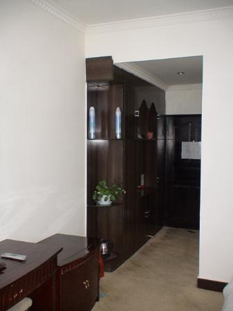 Taixing Hotel: Spacious wardrobe