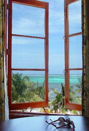 La Beliza Resort: View from room