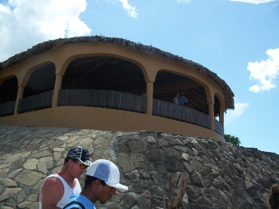 Paradise Island & The Mangroves (Cayo Arena): restraunt