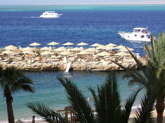SUNRISE Holidays Resort: lovely lagoon