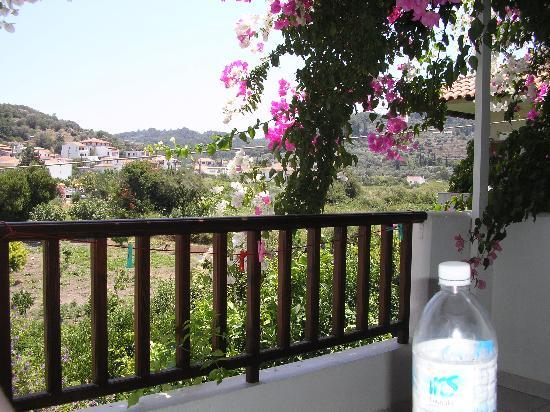 Hotel Golden Sun: Unser Balkon