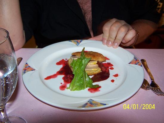 Stare Hory, Eslovaquia: un camenbert panne
