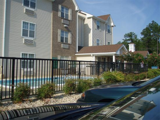 TownePlace Suites Mobile : Exterior