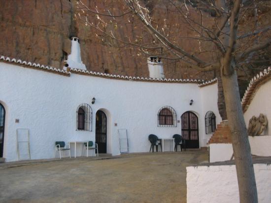 Cuevas Pedro Antonio de Alarcon: Our cave.