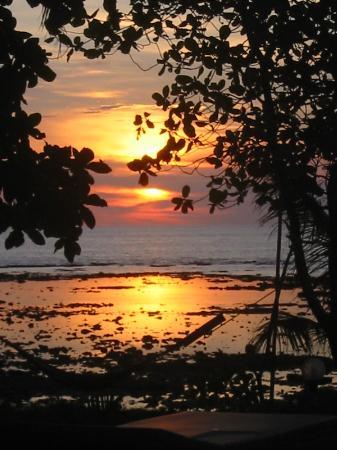 Ko Lanta, Thailand: Sunset