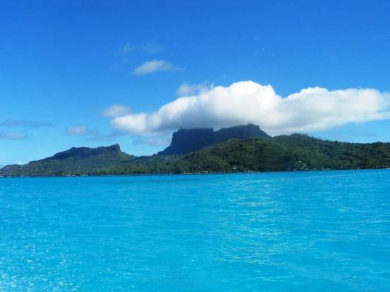 Bora Bora, Polinesia Francesa: WOW!! Pinch me!