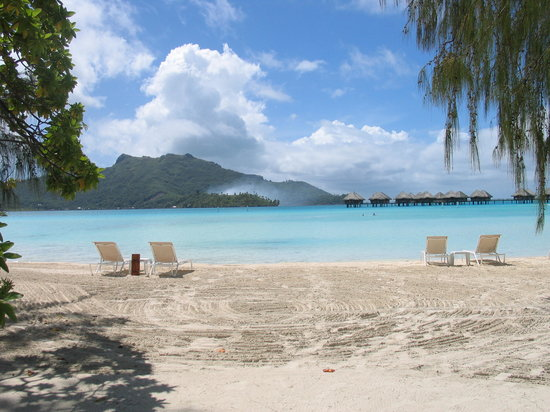 Bora Bora, Franska Polynesien: Words just don't do it!