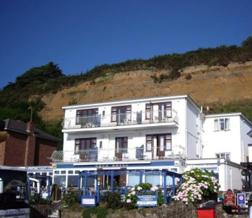 Aqua Hotel Shanklin Reviews Photos Price Comparison Tripadvisor