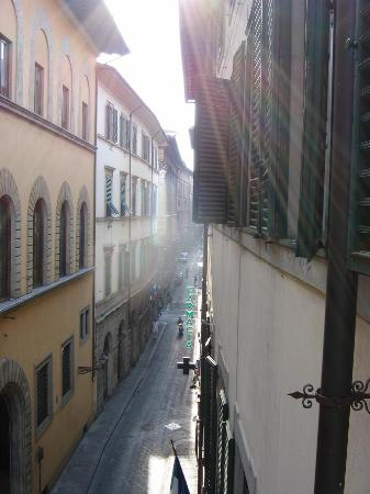 Pensione Maria Luisa de' Medici: View from our room