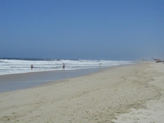 Praia de Mira, Πορτογαλία: Strand von Mira