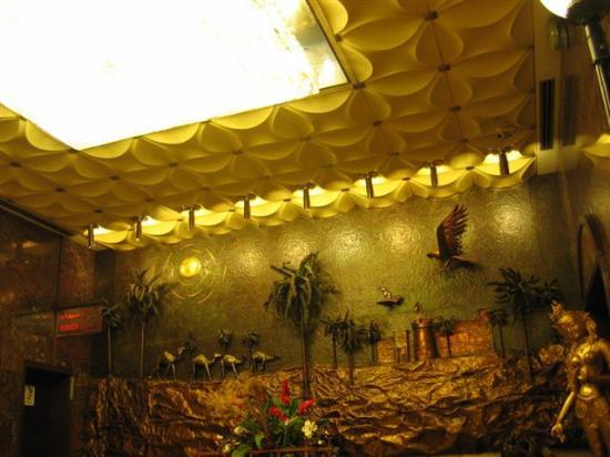 Astoria Hotel: Lobby