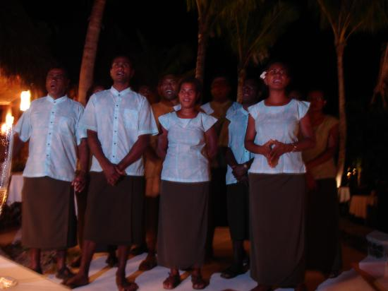 Likuliku Lagoon Resort: the likuliku song