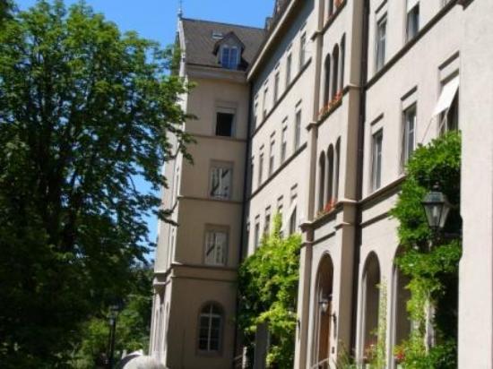 Hotel Bildungszentrum 21: front of the hotel