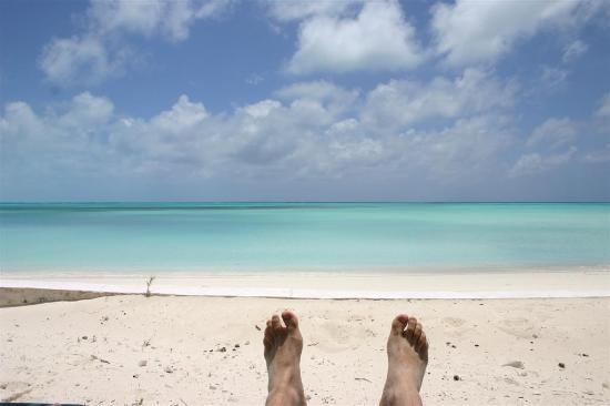 Cape Santa Maria Beach Resort & Villas: what a view I had