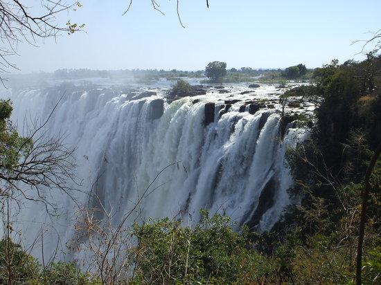 Livingstone, Zambia: Vic falls