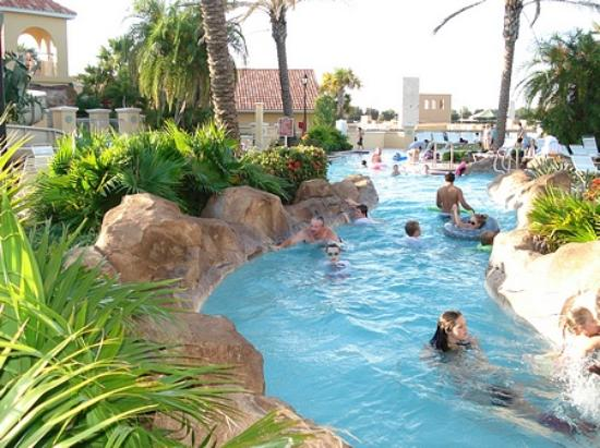Regal Palms Resort & Spa: The lazy river was fun
