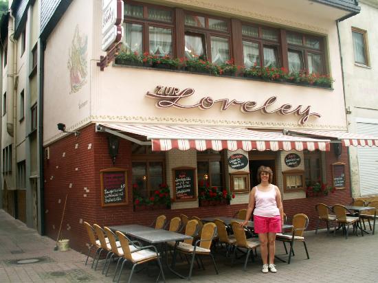 Rhein Hotel Zur Loreley: Hotel Zur-Loreley