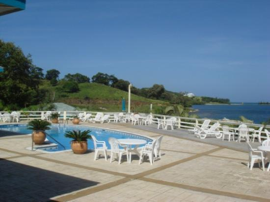 Turquoise Bay Dive & Beach Resort: Turquoise Bay pool