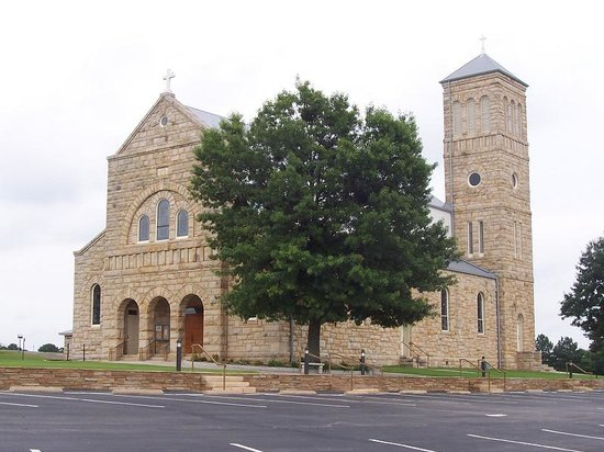 Altus, AR: St. Mary's Catholic Church