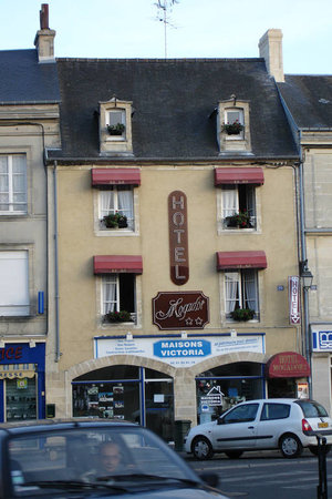 Photo of Hotel Mogador Bayeux