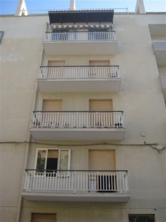 Alghero B & B El Delfi: The apartment block