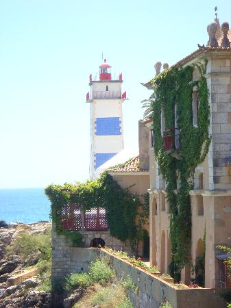 Grande Real Villa Italia Hotel & Spa: Lighthouse by Marina - 2 min walk