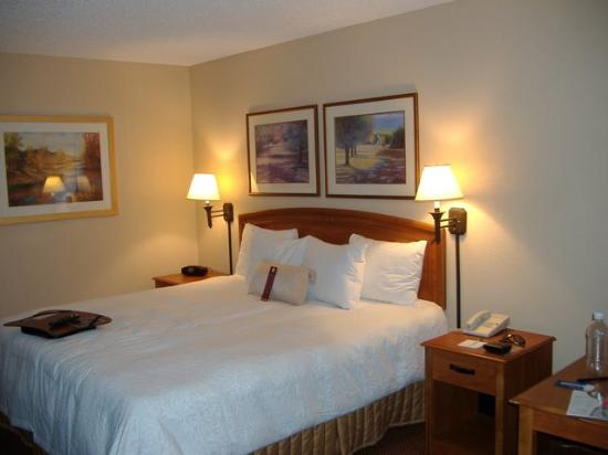Meadowlands River Inn: The beds are very comfortable