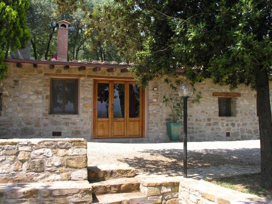Fattoria Il Milione: View of Casa Con Vista