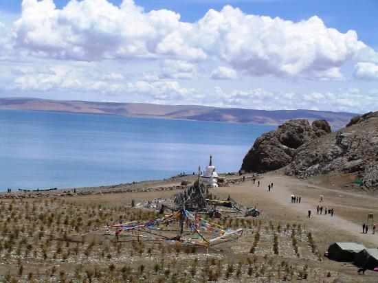 Tibet, China: Namtso Lake